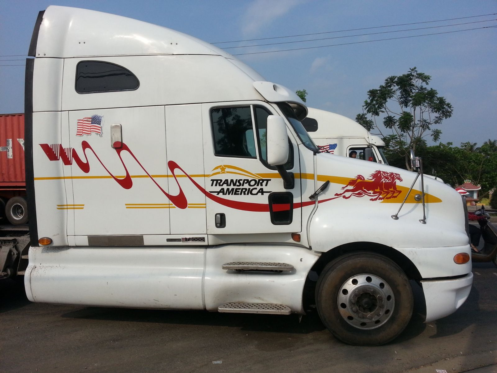 Intertrans truck