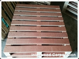 Pallet go dan Interwood